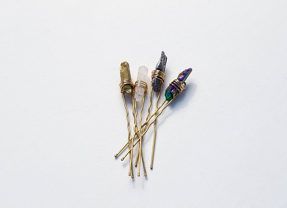 ALL THE VIBES HAIR PINS