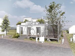 rekonstrukce kulturního domu MOSTY U JABLUNKOVA