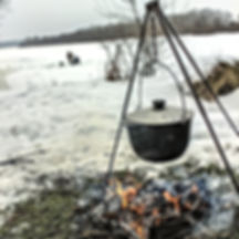 Cooking Outdoors In Winter.jpg