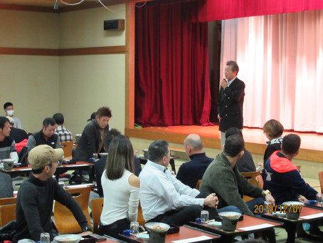 宮下グループ合同忘年会を行いました!