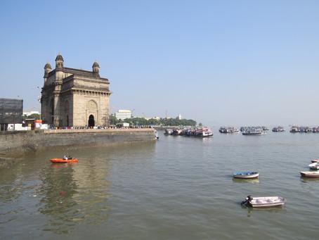 Gateway to India - Ein Tag in Mumbai