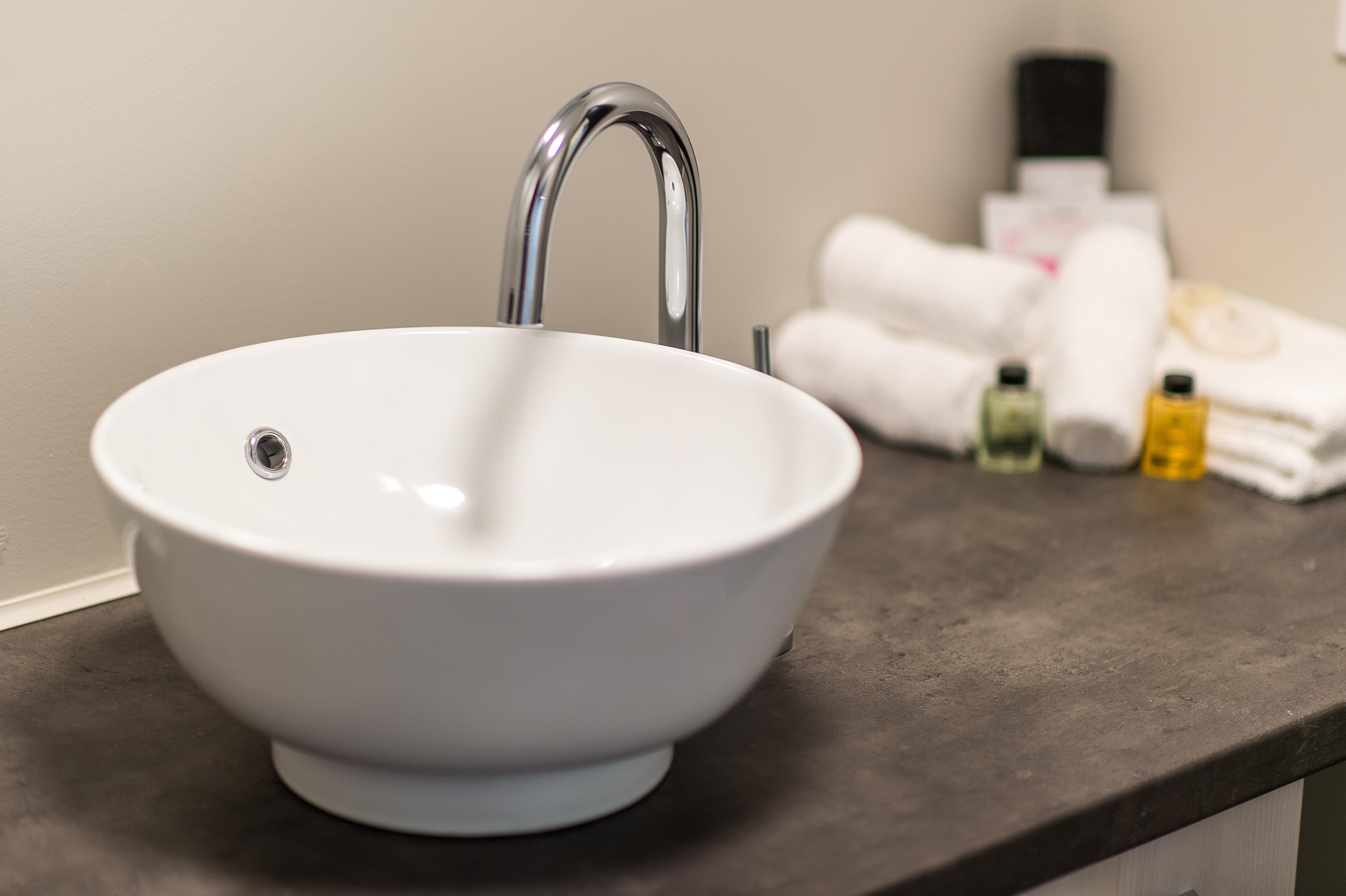 Espace lavabo