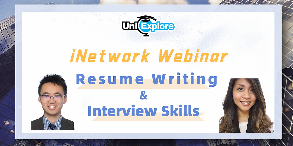 Resume Writing and Interview Skills Training from Senior HR Professional
