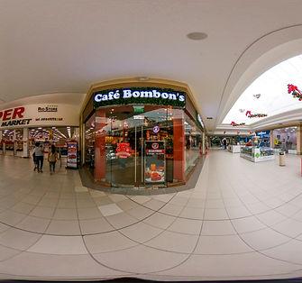 Cafe Bombons Paseo Shopping vía Daule