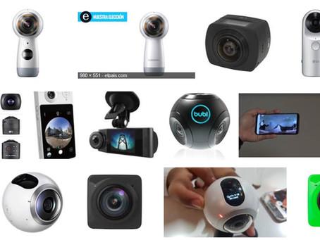 Cual es la mejor cámara 360?