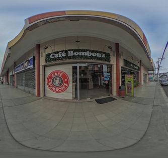 Cafe Bombon Centenario