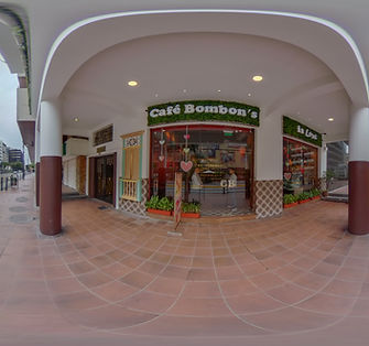 Cafe Bombos Colonial