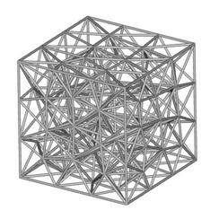 Vertex volume lattice