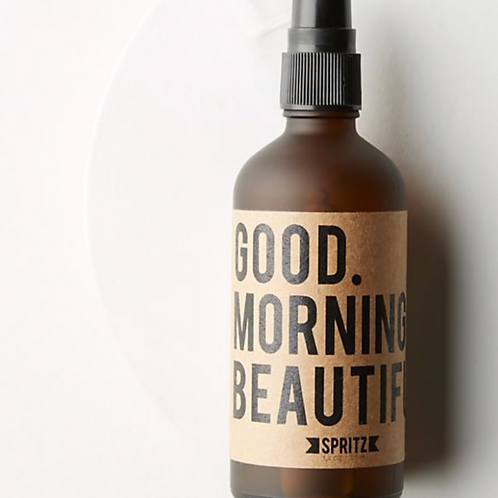 MORNING AROMATHERAPY SPRITZ