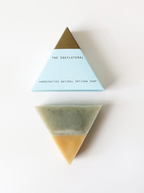 EQUILATERAL SOAP - BLUE GOLD