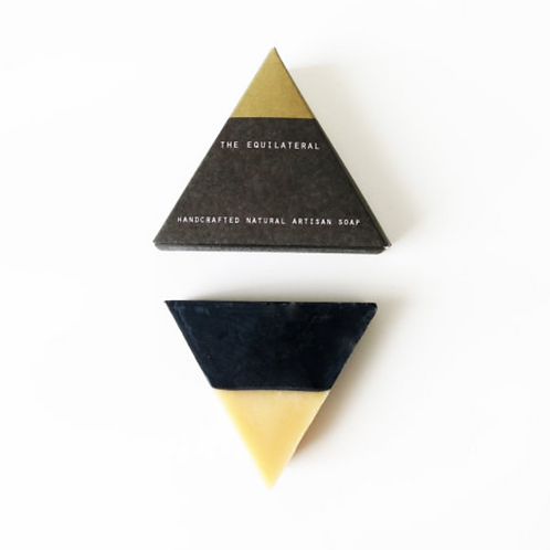 EQUILATERAL SOAP - BLACK GOLD