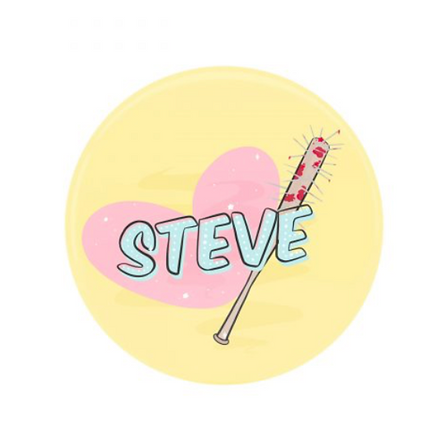 STRANGER THINGS STEVE BUTTON