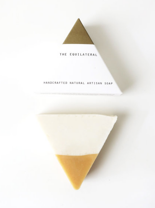 EQUILATERAL SOAP - WHITE GOLD