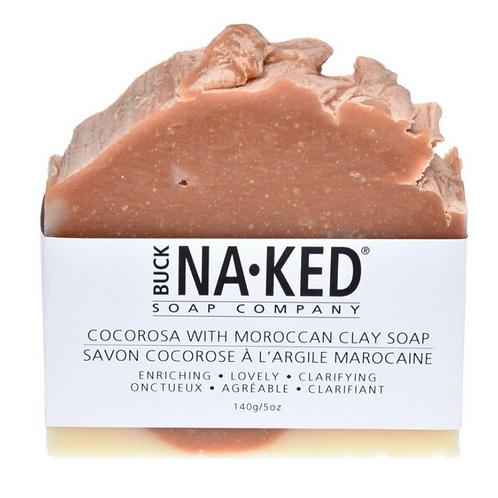 COCAROSA + MOROCCAN CLAY SOAP