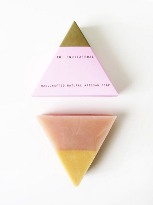 EQUILATERAL SOAP - ROSE GOLD