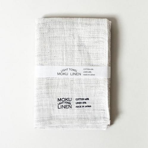 MOKU LIGHTWEIGHT LINEN HAND TOWEL
