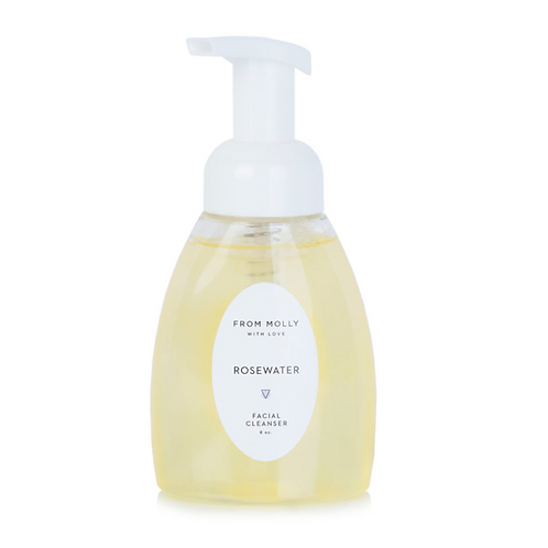 ROSEWATER FACIAL CLEANSER