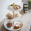 Thumbnail: TOSCA TIERED DESSERT STAND