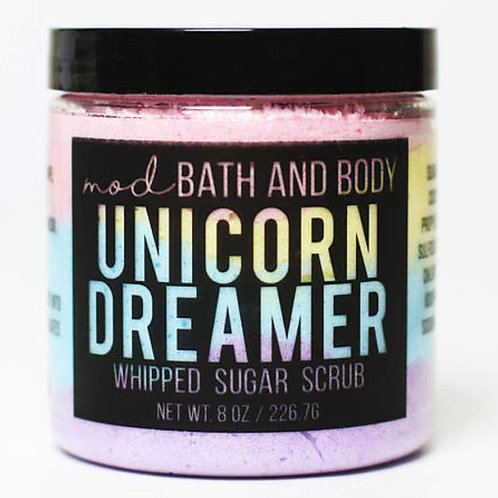 WHIPPED SUGAR SCRUB - VARIOUS SCENTS