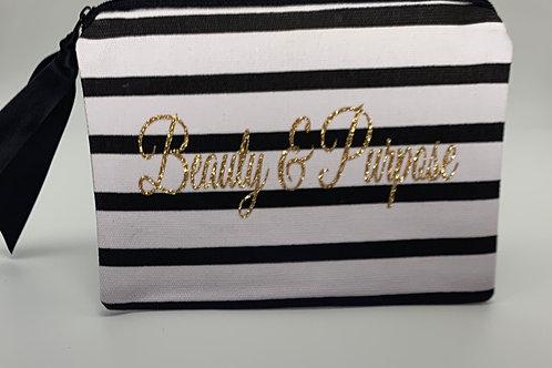 Beauty and Purpose Makeup Bag