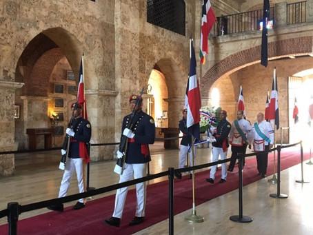 Actos Solemnes de celebración del 5 Aniversario de la RLCDLP53