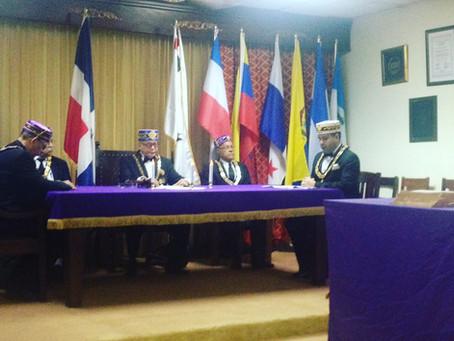 SCG33RD realiza Funeral Escocés a la memoria de Luis R. Payán Areche