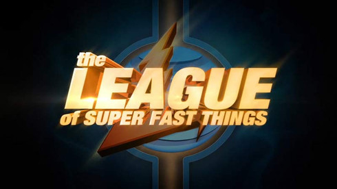 "AT&T | ""LEAGUE OF SUPER FAST THINGS"""