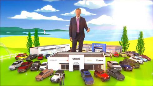 CLASSIC AUTO | MADISON CAMPUS