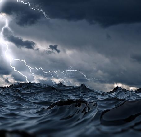 嵐の前にすべきこと