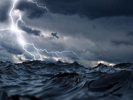 経済の嵐・本番が来る前に