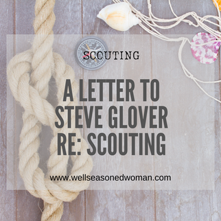 Letter to Councilman Glover
