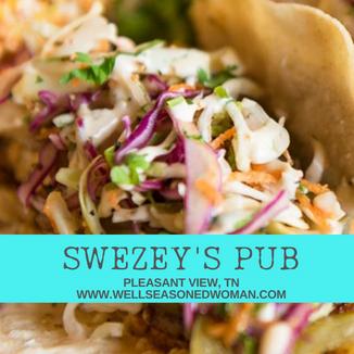 Swezey's Pub:  A Review
