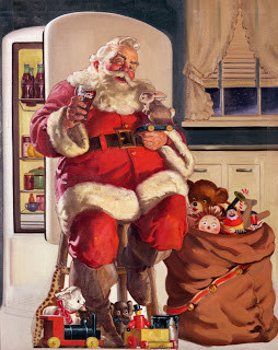 Santa Came Early