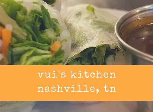 Vui's Kitchen