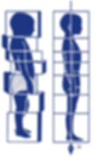 Rolfing - Blue Boy Logo