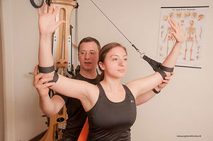 Gyrotonic Expansion System - Upper Body Opening