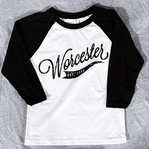 Worcester 1722 Baseball Youth T-Shirt