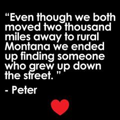 Cat & Peter