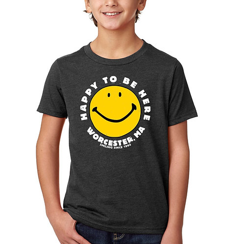 Happy to Be Here Youth T-Shirt