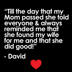 DawnMarie and David