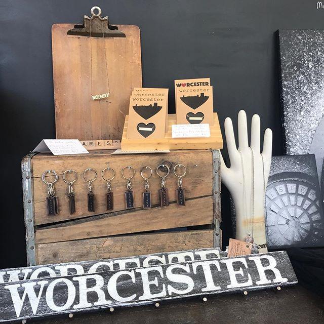 New item alert 🚨 Worcester key holder s