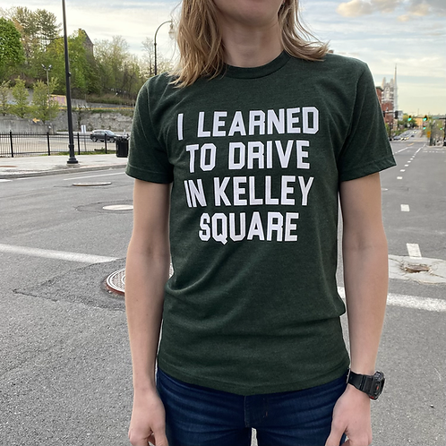 I Learned to Drive in Kelley Square