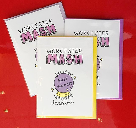 GUYS!!! Worcester MASH is finally here!