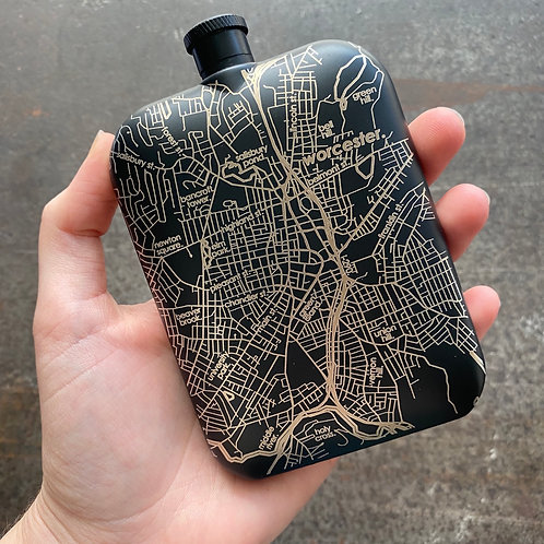 Worcester Flask