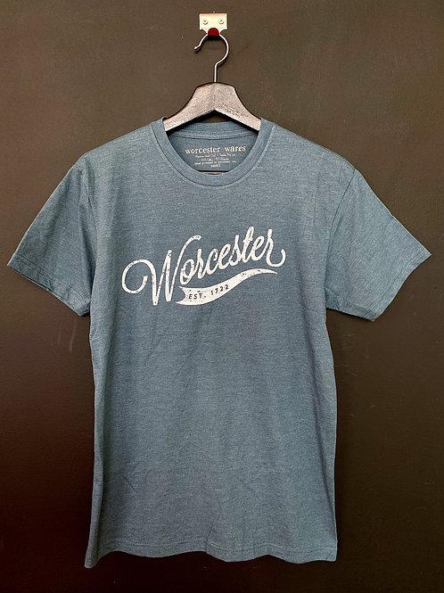 Indigo Worcester 1722 T-Shirt