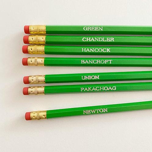 Seven Hills Pencil Set
