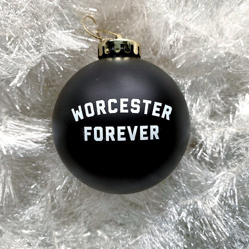 Worcester Forever Ornament