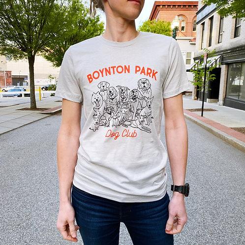 Boynton Park Dog Club T-Shirt