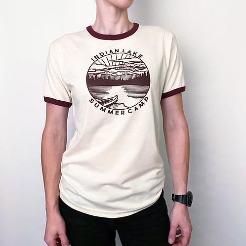 Indian Lake Summer Camp T-Shirt
