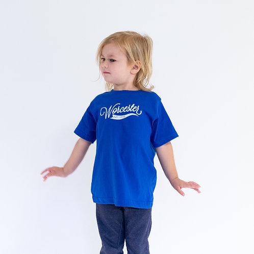 Worcester 1722 Toddler T-Shirt